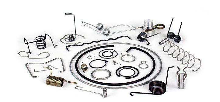 bent wire parts